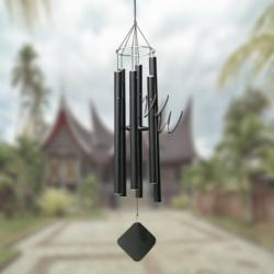wind chimes by music of the spheres limited time offer