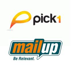 MailUp partners with Pick1