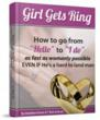 Girl Gets Ring Book