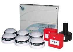 Fike Twinflex 2 Zone Fire Alarm Kit