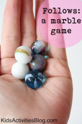play marbles