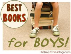 recommended books for boys