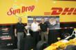 Andretti Autosport and Exa IndyCar Trophy Photo