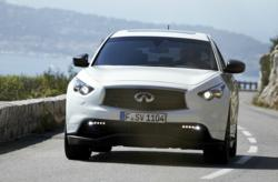MotorTorque goes hands-on with the Infiniti Sebastian Vettel FX in Monaco