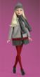 Grey Haze Fashion Pack - Tonner Toys City Girls Collection