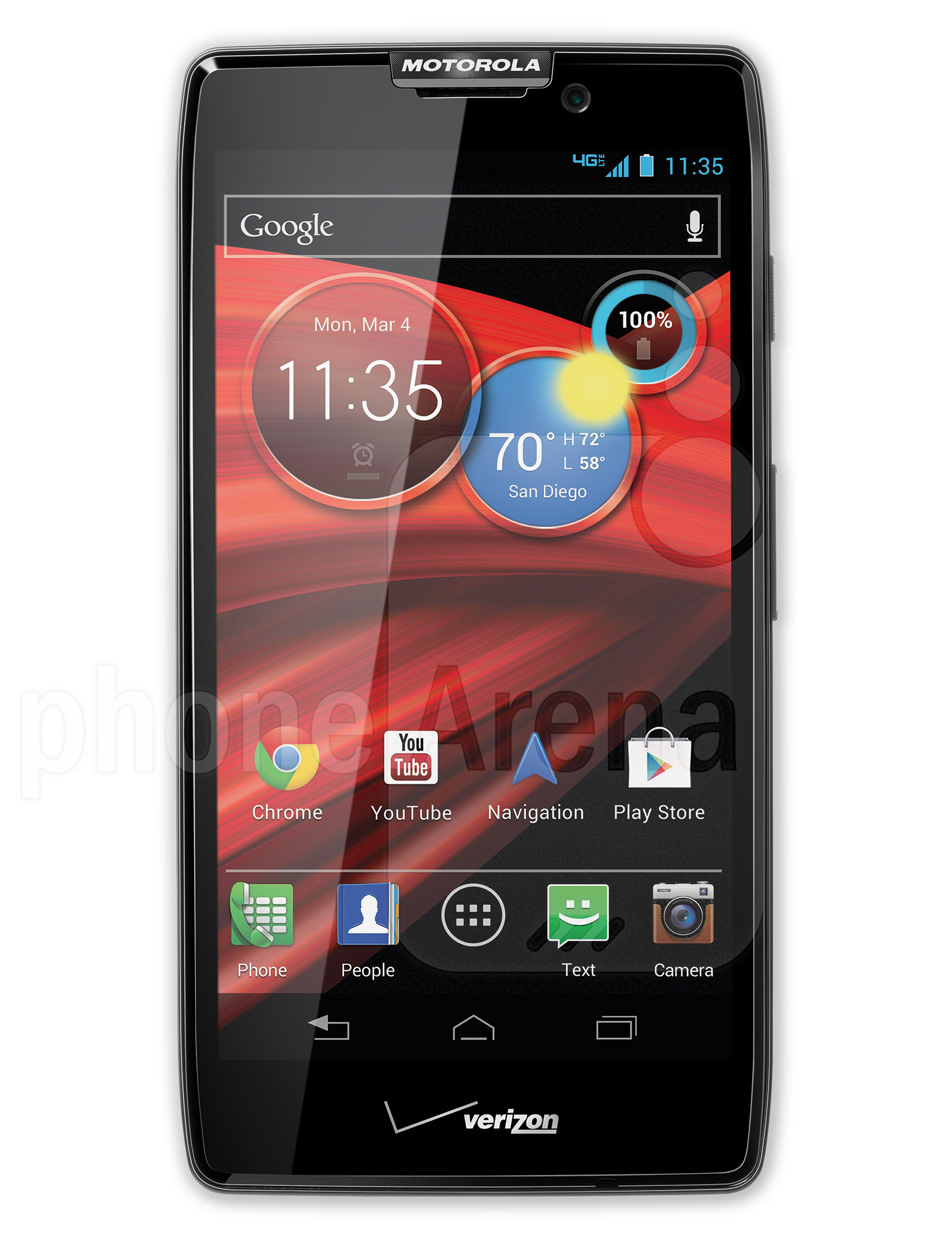 Motorola Droid RAZR MAXX HD Black Friday and Cyber Monday 2012 Deals