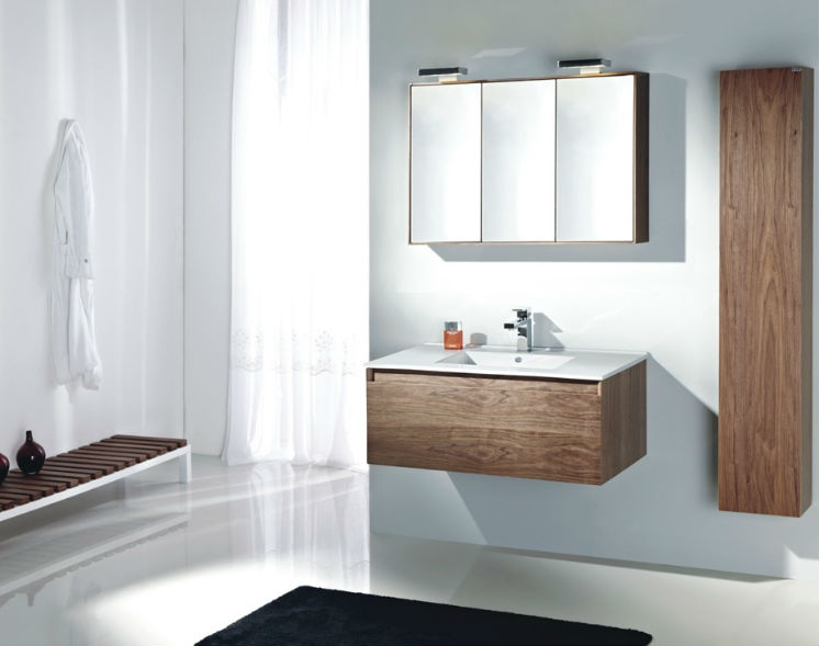 The Interior Gallery Offers New Modern Bathroom Vanities On Discount Combining Style Elegance