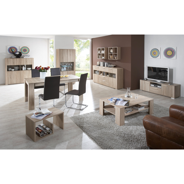 Living Room Furniture Canada: New Living With Dining Room Collection Tavola Canadian Oak