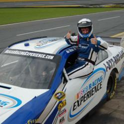 FMCA members receive special pricing on a NASCAR Racing Experience Driving Package or Ride-Along Package.