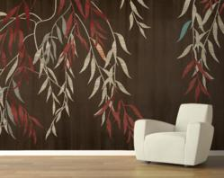 Tella® Peel & Stick Wall Murals from 4walls Offered Exclusively at WallpaperWholesaler.com