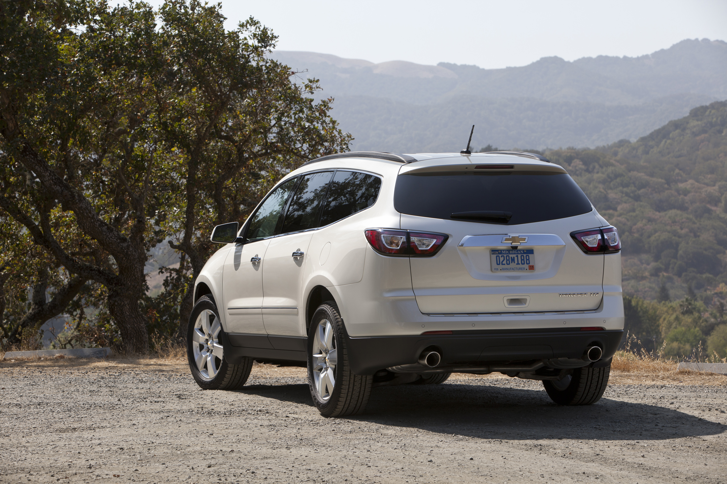 All-New 2013 Chevrolet Traverse Now Available at Guaranty ...