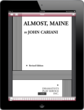 ALMOST, MAINE e-Script in an iPad