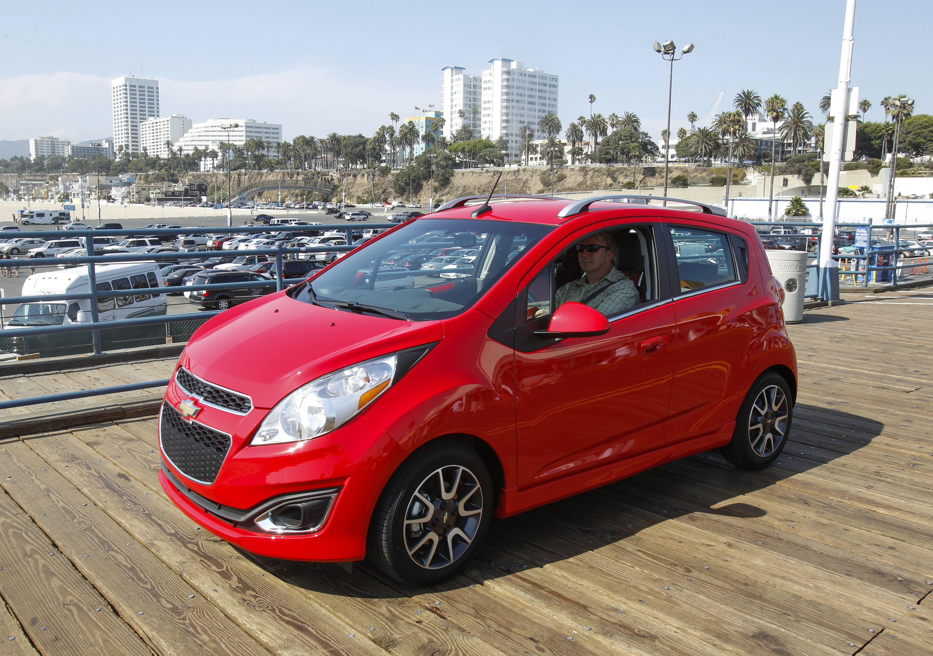 Joe Basil Chevy >> All-New 2013 Chevrolet Spark Mini Car Now Available at ...