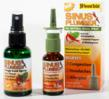 Sinus Plumber capsaicin throat spray and pepper nasal spray