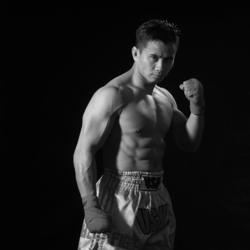 Cung Le Fighing in China