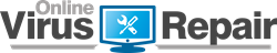 OnlineVirusRepair.com Logo
