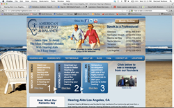 Audiologist in Los Angeles - American Hearing & Balance announces new offer