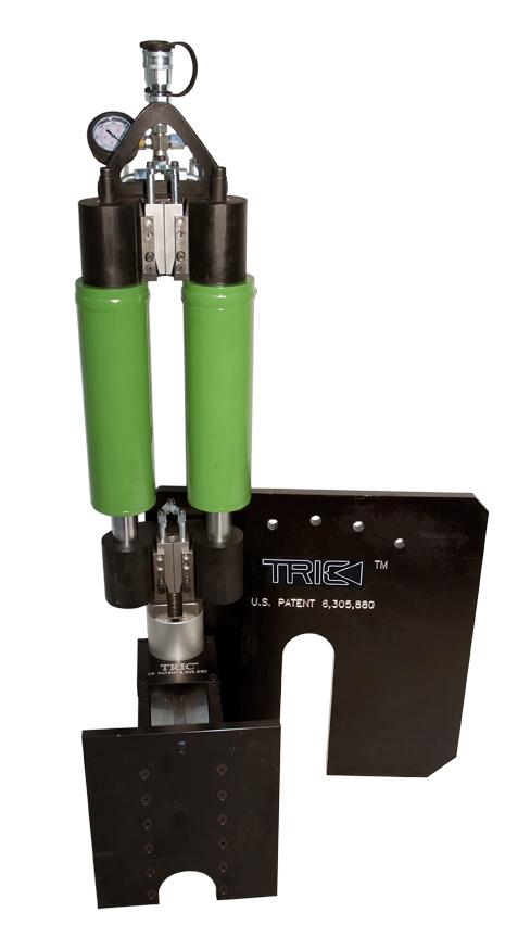 Pipe Bursting Equipment Manufacturer Tric Tools Is Set