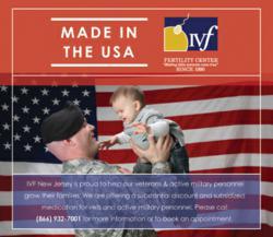 fertility military families