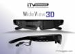 WideView 3D Video Glasses