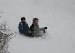 Sledding is a popular - and free - Pagosa pastime.