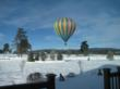 Hot air ballooning can be done year-round in Pagosa.