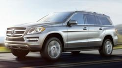2013 Motor Trend Sport/Utility of the Year, the GL-Class
