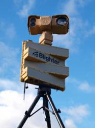 Thermal Surveillance Camera and Blighter Radar