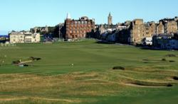 St Andrews Old Course, Scotland Golf Vacation