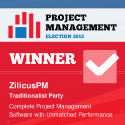 Project Management Software Election Winner