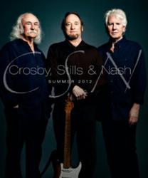 Crosby Stills Nash Publicity Picture for their Summer 2012 Tour