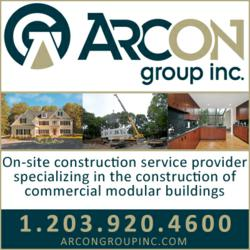 Arcon Group Inc Modular Construction Company