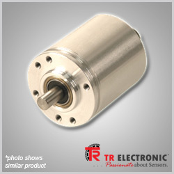 Absolute Encoder with DRIVE-CLiQ from TR Electronic