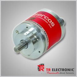 Absolute Encoder with sercos III Interface from TR Electronic