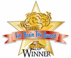 Fat Brain Toys Award