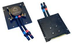 Asetek® RackCDU™ Liquid Cooled NVIDIA Tesla K20 GPU Accelerators