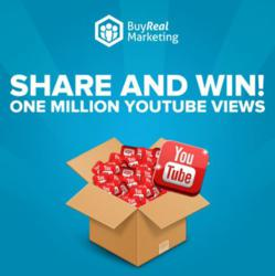 Share and Win One Millions Views