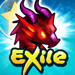 Monster Galaxy Exile App Logo