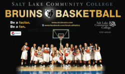 SLCC Women's Basketball