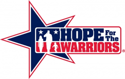 Hope For The Warriors Logo