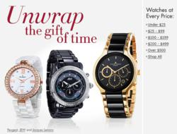 Watches Black Friday Sales 2012 & Watches Cyber Monday Deals 2012
