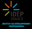 Xavier Masse crée IDEP France, institut du développement...