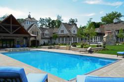 Traditional Swimming Pool NJ