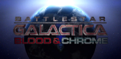 Battlestar Galactica: Blood & Chrome airs on the Machinima Prime Youtube channel November 9, 2012.