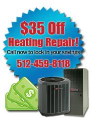 Heating Repair Round Rock, Austin, Cedar Park