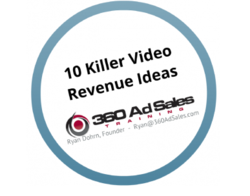 10 Killer Video Revenue Ideas