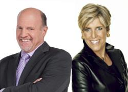 Suze Orman and Dave Ramsey