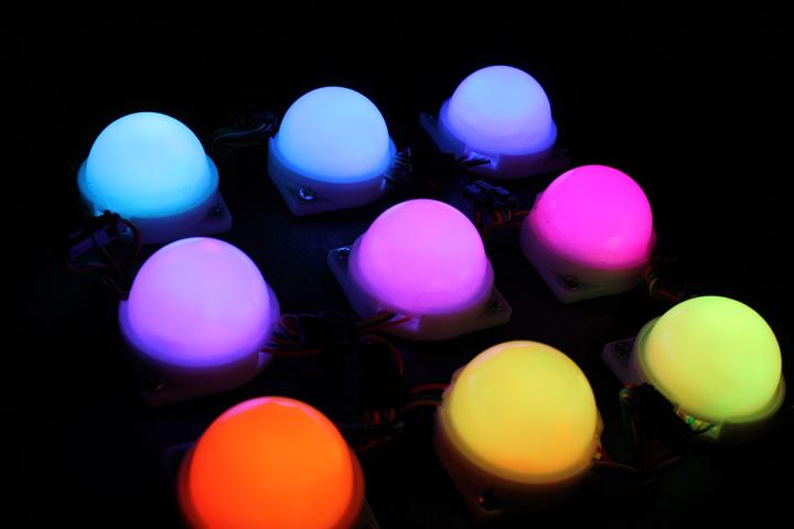 Environmentallights Com Launches Rgb Pixel Control Lighting