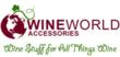 Wine World Accessories is Now offering No Cost shipping on All orders...