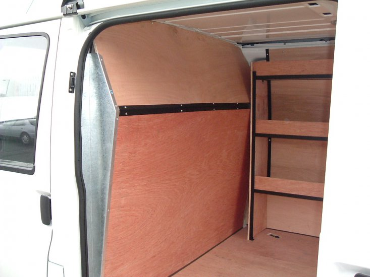 Vanliners The Van Racking Specialists Launch New Product
